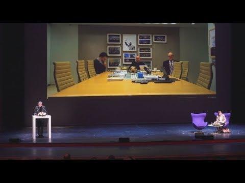 Συνέντευξη Tύπου του δ/τη της ΕΛΣ Γ. Κουμεντάκη για το πρόγραμμα καλλιτεχνικής εξωστρέφειας της ΕΛΣ