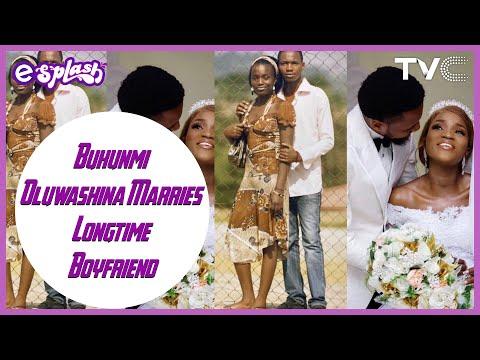 Bukunmi Oluwashina Marries Longtime Boyfriend