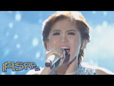 Sarah - Popstar Royalty, Sarah Geronimo channeling Elsa from the animated film Frozen. ISubscribe to the ABS-CBN Online channel! - http://bit.ly/ABSCBNOnline Watch t...