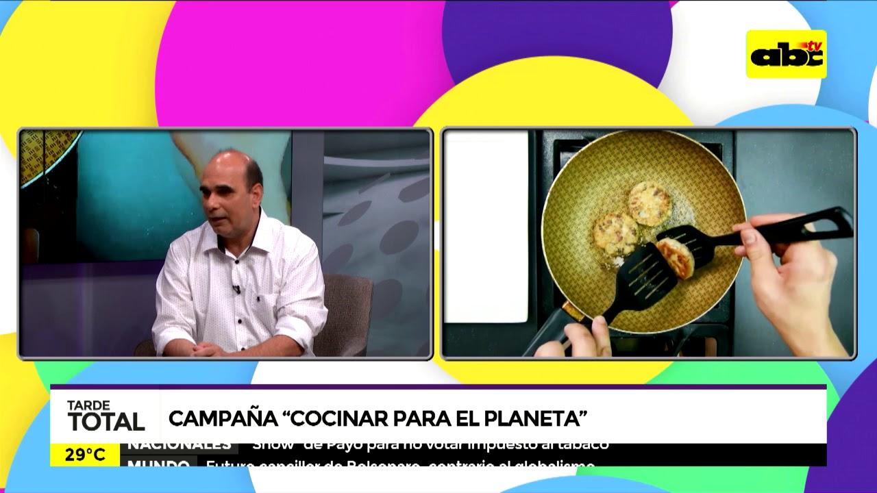 """Campaña """"Cocinar para el planeta"""""""