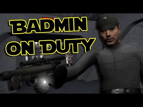 Badmin Shenanigans - Star Wars RP (Garry's Mod) (видео)