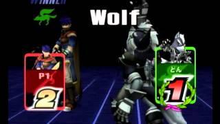 WTS(Ike) vs donkos(Wolf) BO5