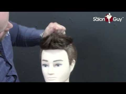 Haircut - Please enjoy this men's haircut tutorial on what is one of the hottest trends in 2014. This haircut is a disconnected fohawk that men are going with as of la...