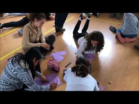 CEIP NTRA SRA DE LA ARRIXACA. EDUCACIÓN EMOCIONAL (видео)
