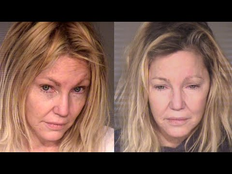 Heather Locklear Hospitalized Hours After Her Release From Jail