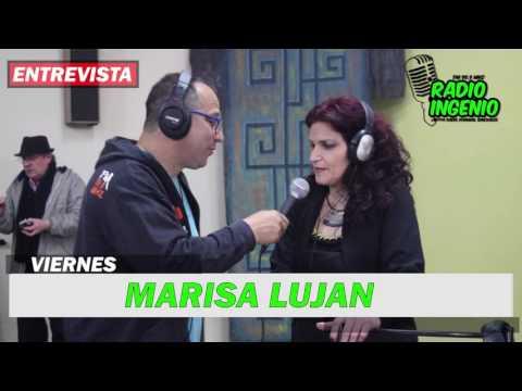 MARISA LUJAN organizadora de la 3 festival de chamame en cosquin