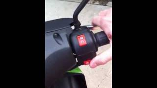7. Kymco 125 starting problems