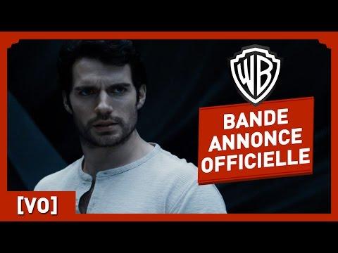 Man Of Steel - Bande Annonce Officielle (VO) - Zack Snyder / Henry Cavill / Kevin Costner