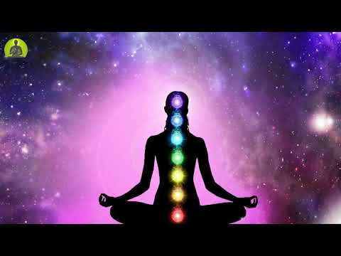 """boost Your Aura"" Attract Positive Energy Meditation Music, 7 Chakra Balancing & Healing"