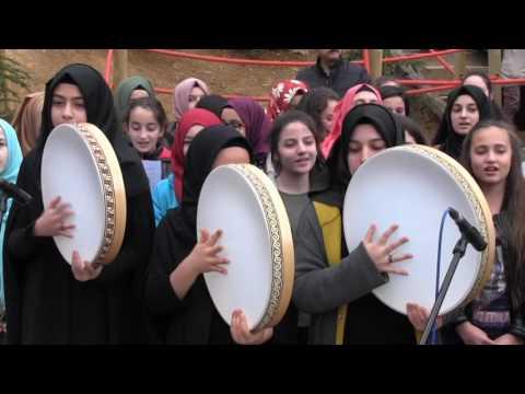 Kamplarımız Türkiye'ye örnektir