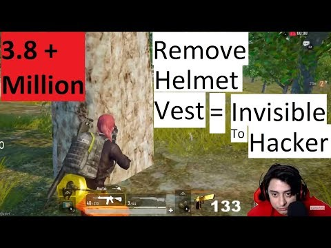 Remove Helmet and Vest if Hacker Comes . We Killed Hacker That Way