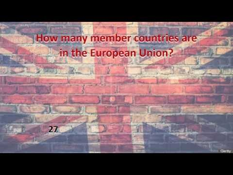 Life in the UK Test 2017 Real Questions and Answers Part 39