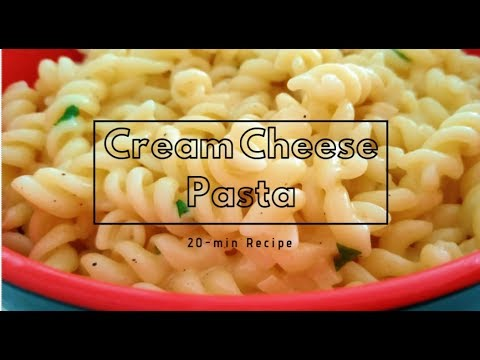 Easy Cream Cheese Pasta |White Sauce Pasta Recipe By Hello, Foody!