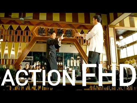 IP MAN-2 || Battle for title of a Master(on tables) || Part- 1