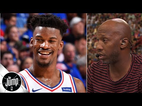 Video: Jimmy Butler was the heart and soul of the 76ers - Chauncey Billups | The Jump