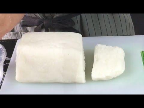 Rice Cooker Recipe: Compressed Rice for Lontong or Satay • Nasi impit 马来饭团 Nasi Himpit