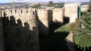 Avila Spain  city pictures gallery : Avila Spain - Medieval Town