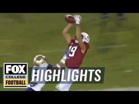 Washington vs Stanford | Highlights | FOX COLLEGE FOOTBALL