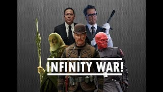 Another day Another Casting announcement for Infinity War but what about those who haven't been confirmed, well that's what I'm talking about today. Characters who should appear in Avengers Infinity War! Subscribe and comment down below!www.Facebook.com/TheGingerGeek06