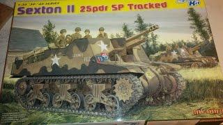 5. Sexton SP Gun Review 1/35 by Dragon