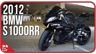 1. 2012 BMW S1000RR | First Ride