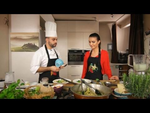 Apsilaižysite pirštus: virtuvės šefas atskleidė ypatingą makaronų receptą