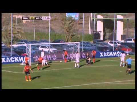 Milos Dragojevic, Widzew Lodz (Copa del Sol, Spain) Part 3