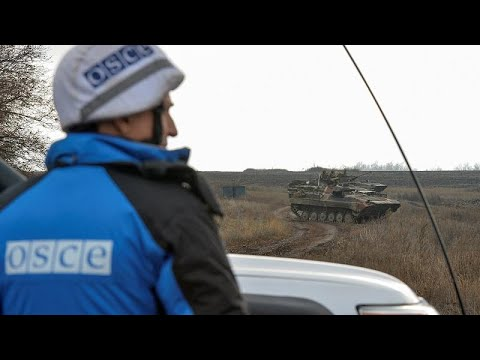 Aν. Ουκρανία: Ελπίδες για ειρηνευτική διάσκεψη