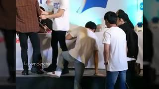 Download Video Krist Know He Never Fall When Beside Singto MP3 3GP MP4