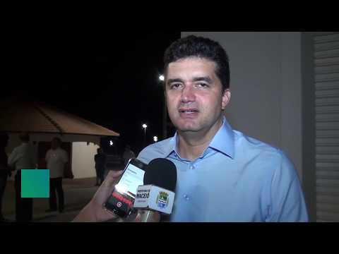 Rui Palmeira visita Centro Pesqueiro e anuncia data de entrega