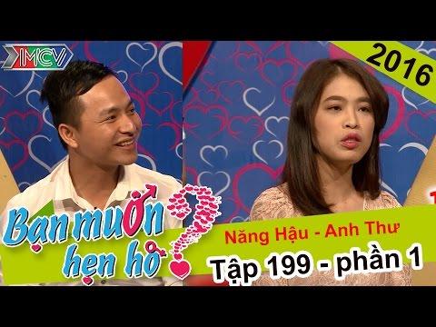 Bạn muốn hẹn hò Tập 199 - Chuyện tình của anh chàng giống Lương Thế Thành và cô giáo xinh đẹp
