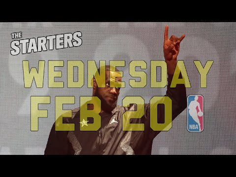 Video: NBA Daily Show: Feb. 20 - The Starters