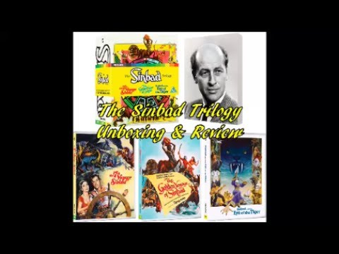 Indicator The Sinbad Trilogy Unboxing & Review