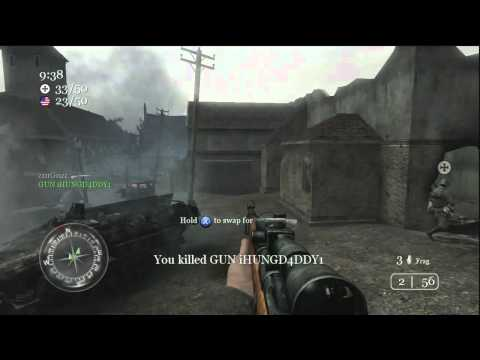 CoD2:zzirGrizz Commentary