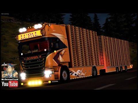Scania Lupal v2.0 + DLC 1.23.x - 1.23.3.1s