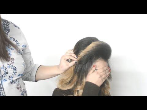 Download Video Pakistani Muslim Bridal Hairstyle In Urdu Magic