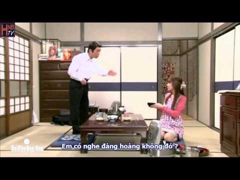 [Vua hài Nhật Bản] Tắm cùng vợ hiền Hanako Takigawa