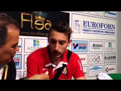 Interviste postpartita: Gualdo Casacastalda - Virtus Flaminia