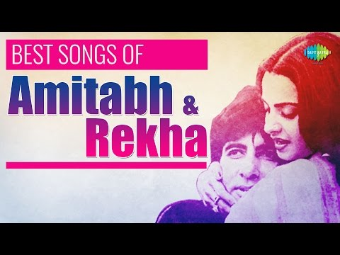 Video Top 15 songs of Amitabh Bachchan and Rekha | Evergreen Jodi download in MP3, 3GP, MP4, WEBM, AVI, FLV January 2017