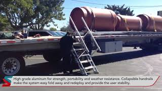 AdjustaStairs - Truck and Large Vehicle Version