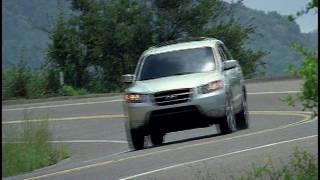 2010 Hyundai Santa Fe Test Drive