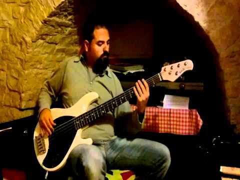 a dramatic turn of events - Bass Cover - Outcry - A Dramatic Turn of Events - Dream Theater.