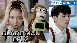 Nonton Blade Man                 Ep 2  Sub   Kor  Eng  Chn  Mly  Vie  Ind  Film Subtitle Indonesia Streaming Movie Download