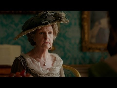 Lady Catherine arrives at Pemberley - Death Comes to Pemberley: Episode 3 Preview - BBC One
