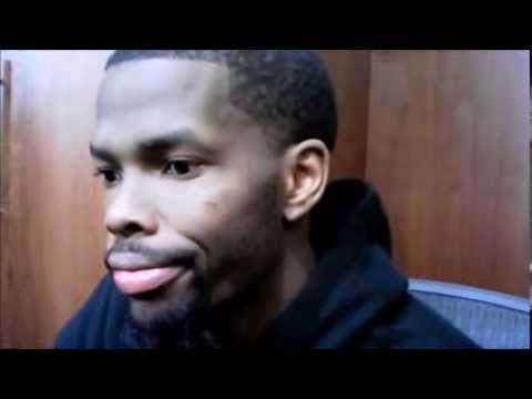 Aaron Brooks Post-Game Interview | Rockets vs Knicks | 1/3/2014