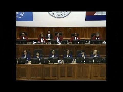 Kambodscha: Urteil im Völkermord-Prozess gegen Rot ...