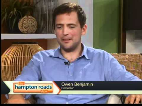 Comedian Owen Benjamin on THRS