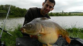 Pêche à La Carpe Dans Le Doubs (25) - 24h ExplosiFFF - L'étang Des étarots - CARPEMAPASSION - 2013