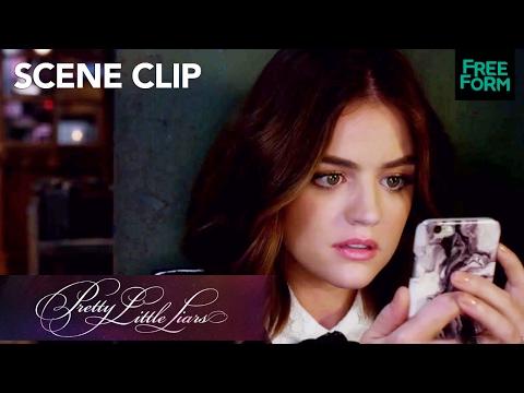 Pretty Little Liars | Season 7, Episode 15: A.D. Threatens Aria | Freeform