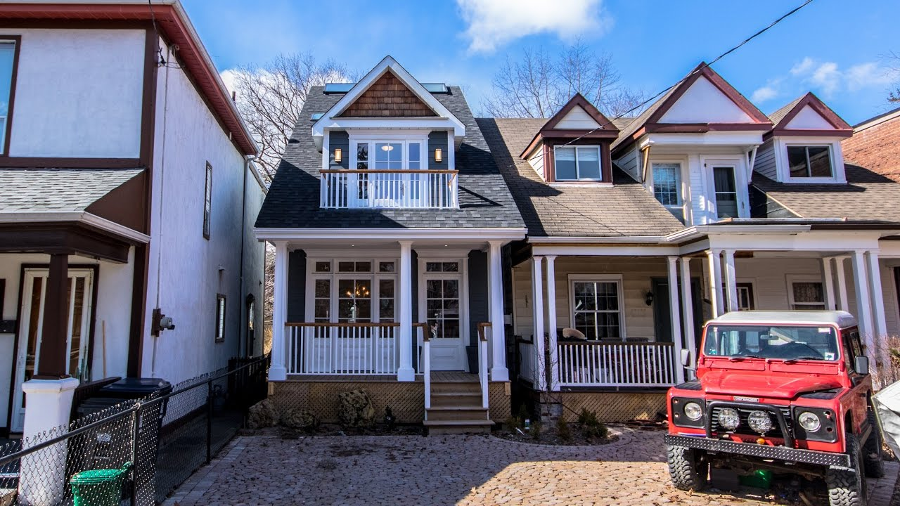 252 Silver Birch Avenue, The Beaches, Toronto [Lifestyle Real Estate Video]